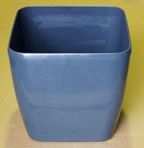 Indoor Outdoor Plastic Square Pot