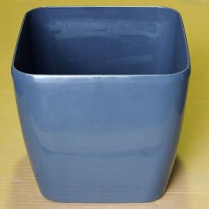 Indoor Outdoor Plastic Square Pot